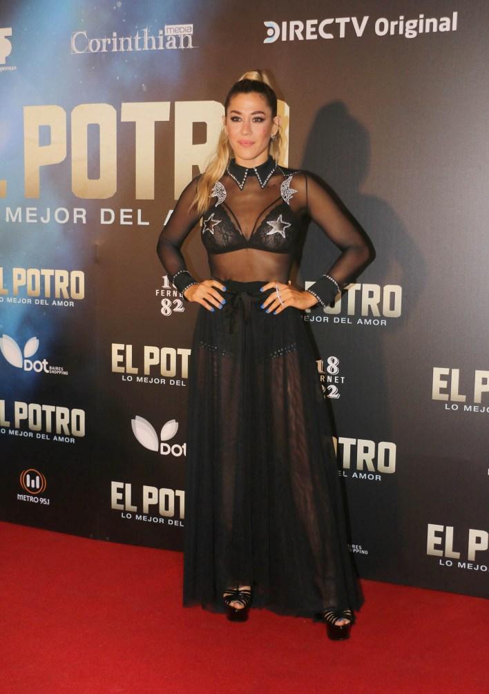 Jimena Barón interpreta a Marixa Balli, aunque a la ex novia de Rodrigo no le gustó para nada el rol que le dieron en la historia