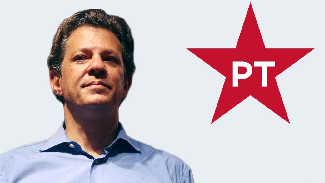 Fernando Haddad, el último candidato del Partido de los Trabajadores