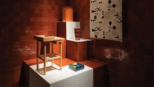 El color, la armonía, los materiales y el know-how se expresan en todas las creaciones en el universo de la casa