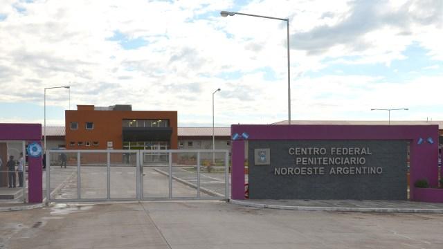 Penal de Güemes, Salta, donde Claudia está detenida desde hace un año