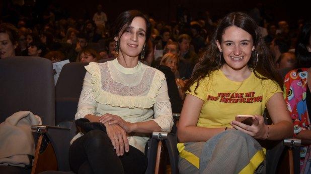 Julieta Venegas y Rita Braun (Guille Llamos)