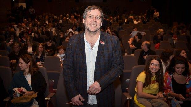 Pablo Braun, director de la Fundación Filba (Guille Llamos)