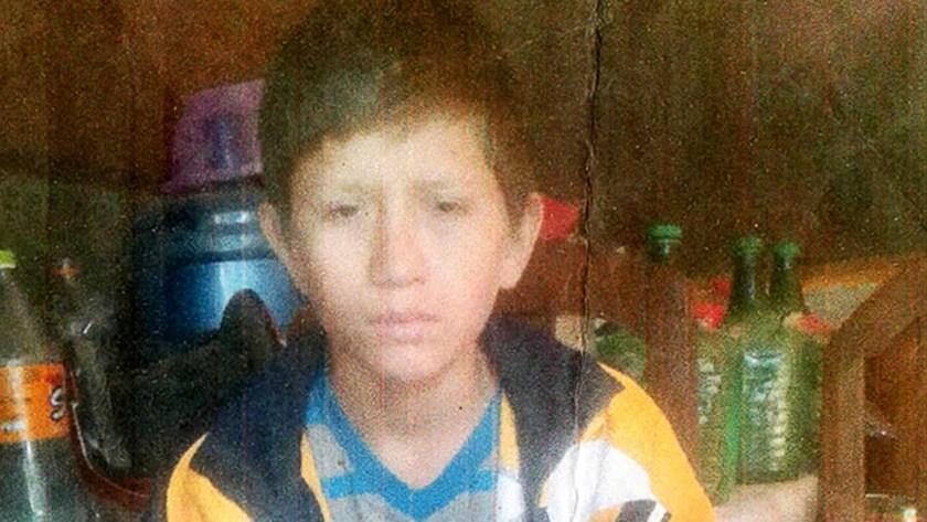 Fernando tiene 13 años y lucha por su vida