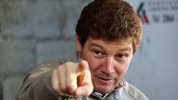 El intendente Gustavo Melella no accedióa hablar con Infobae antes del informe (La Brújula)