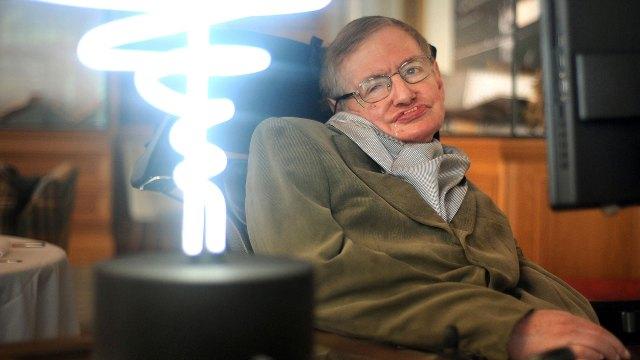 Stephen Hawking (AP)