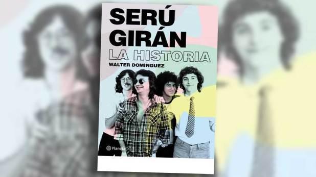 "La portada de ""Serú Girán. La historia"""