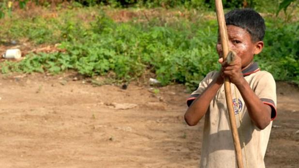 En Colombia, dos niños han muerto por causas asociadas a la desnutrición, y dos hombres han desaparecido forzosamente. (Foto Juan Pablo Gutiérrez – ONIC)