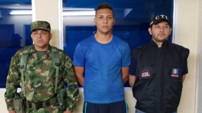 Armando José Castro Maldonado fue capturado y se enfrenta a una condena por tentativa de feminicidio.