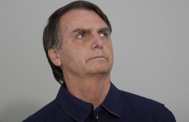 Jair Bolsonaro (REUTERS/Ricardo Moraes)
