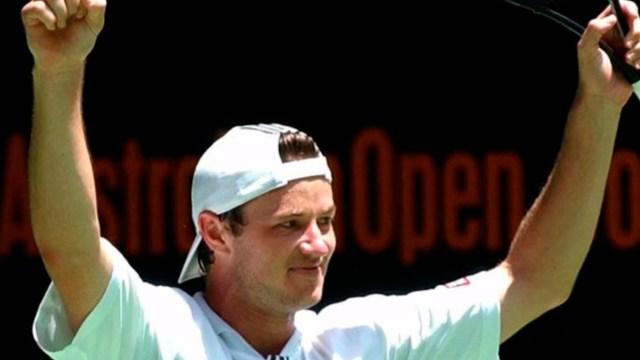 Todd Reid fue campeón juvenil de Wimbledon y llegó a estar 105 del ranking mundial
