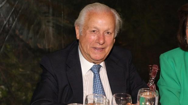 El empresario Odisseas Georgalos