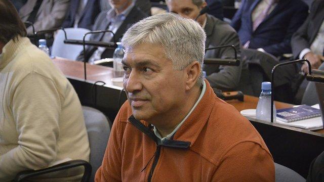 El empresario Lázaro Báez (Gustavo Gavotti)