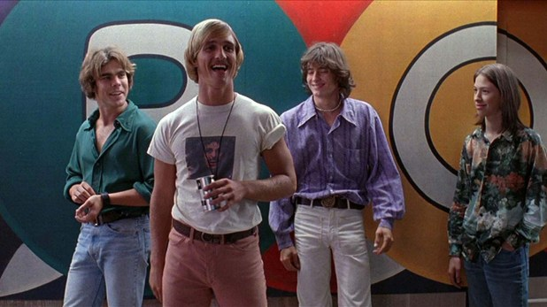 Matthew McConaughey en Dazed and Confused (1993)