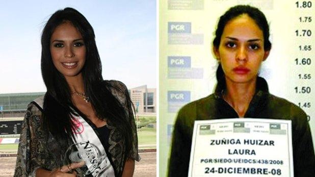Laura Zúñiga Huizar estuvo detenida cuando apenas tenía 23 años.