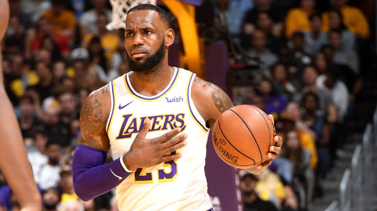 LeBron James ha ganado tres anillos de campeón y ha perdido tres finales de la NBA (Foto: AFP)