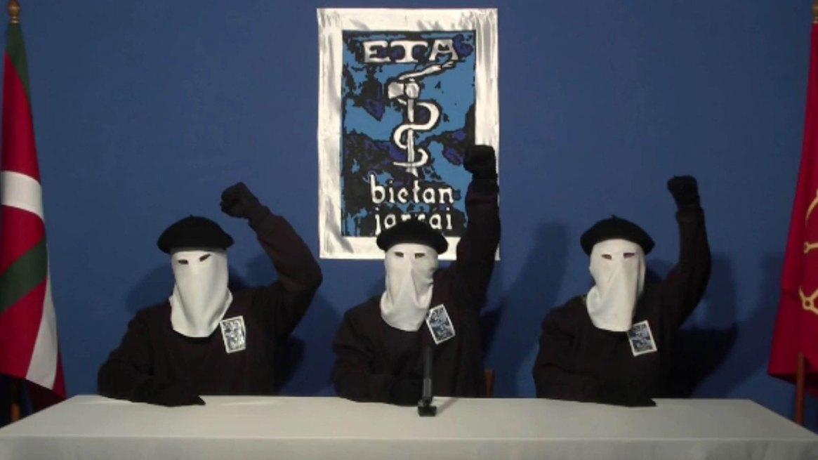 El grupo terrorista vasco ETA (AP)