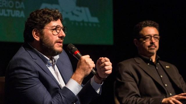 Pablo Avelluto y Sá Leitao (Secretaría de Culutra de la Nación)
