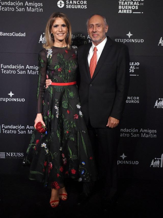 Rossella Della Giovampaola y Gustavo Yankelevich