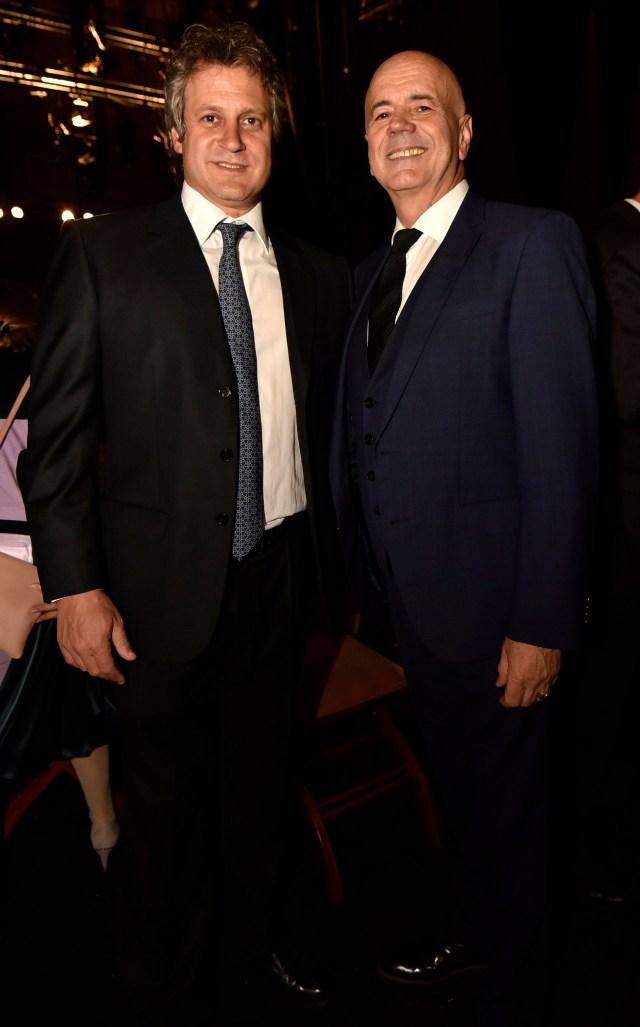 Felipe Miguel y Jorge Telerman