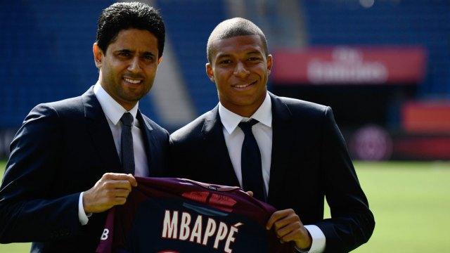 Mbappé hizo varias exigencias que fueron rechazadas por el Paris Saint Germain (AFP)