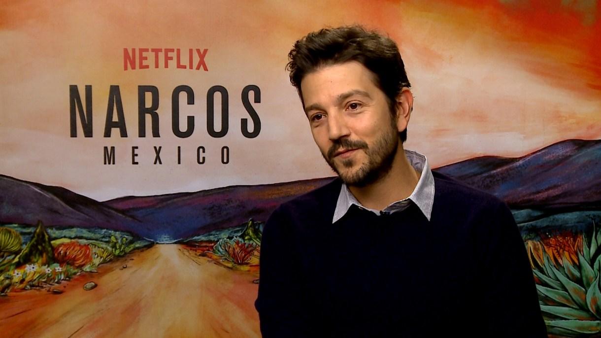 Diego Luna interpretó al máximo capo narco de México, Miguel Ángel Félix Gallardo, quien dio vida a los carteles de todo el país e inició una guerra con el estado