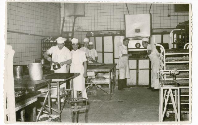 En sus cocinas se preparaban delicias que disfrutaron generaciones de argentinos.