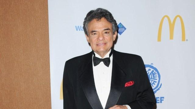 El cantante mexicano se encuentra en un estado delicado de salud debido a un tumor en el Páncreas. Foto: Jill Johnson/jpistudios.com