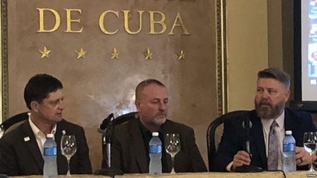 Conferencia de la Coalición Agrícola de Estados Unidos con Cuba (Foto: Twitter)