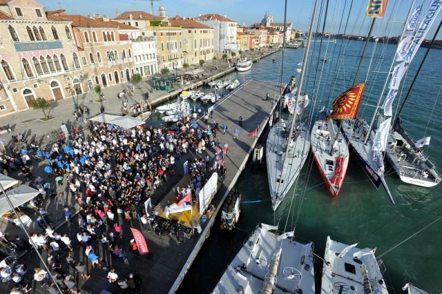 La regata puede ser la excusa ideal para descubrir otra Venecia, lejos de las fotografías típicas (Matteo Bertolin)