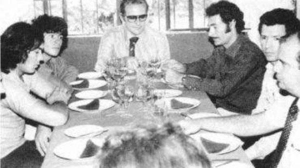 La elegante cena a la que Maradona fue invitado por Miguel Rodríguez Orejuela.