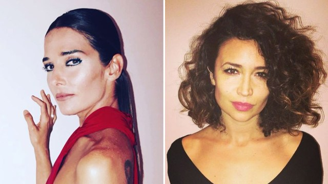 Juana Viale y Julia Mengolini (Fotos: Instagram)