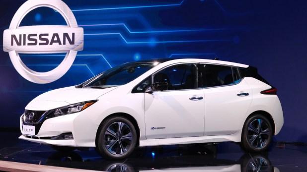 Nissan LEAF aparece por primera vez en América Latina