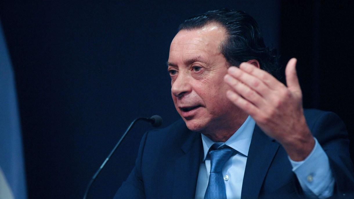 Dante Sica, ministro de Producción y Trabajo