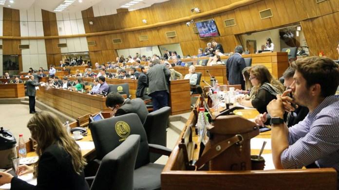 El proyecto se debatirá en el Congreso paraguayo (@DiputadosPy)