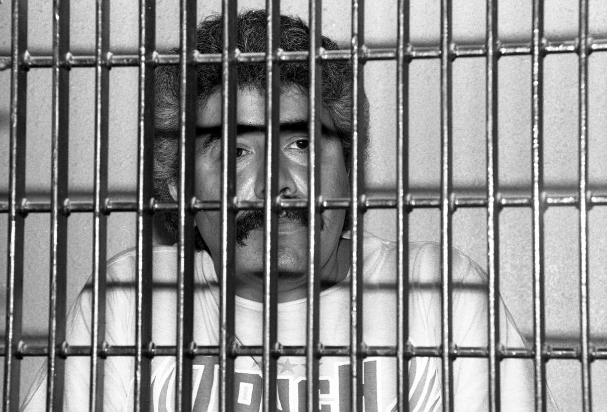 """En los ochenta Rafael Caro Quintero eran considerado """"El Príncipe"""" del narco en México. (Foto: Cuartoscuro)"""