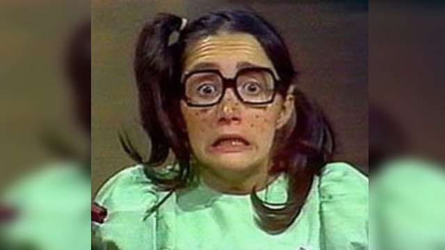 """María Antonieta de las Nieves trabajó con """"Chespírito"""" desde antes de la creación de """"El Chavo del 8""""(Fotos: YouTube Oscar Cortes)"""