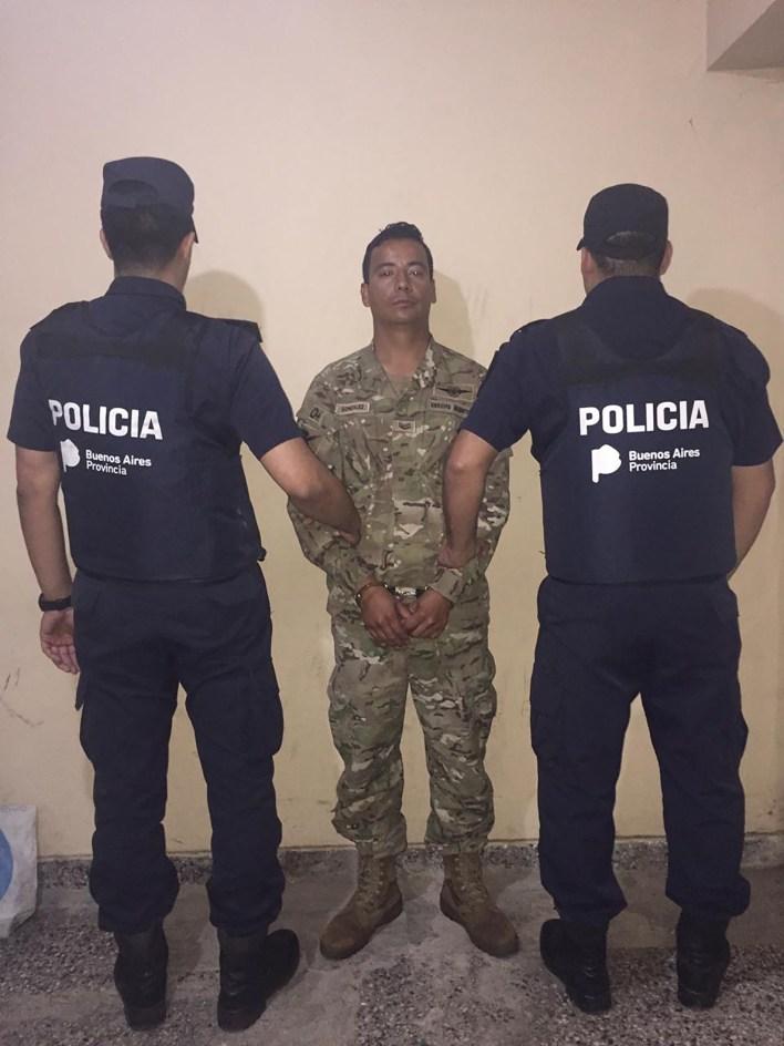 Fernando González Friveo fue detenido por el crimen de su pareja