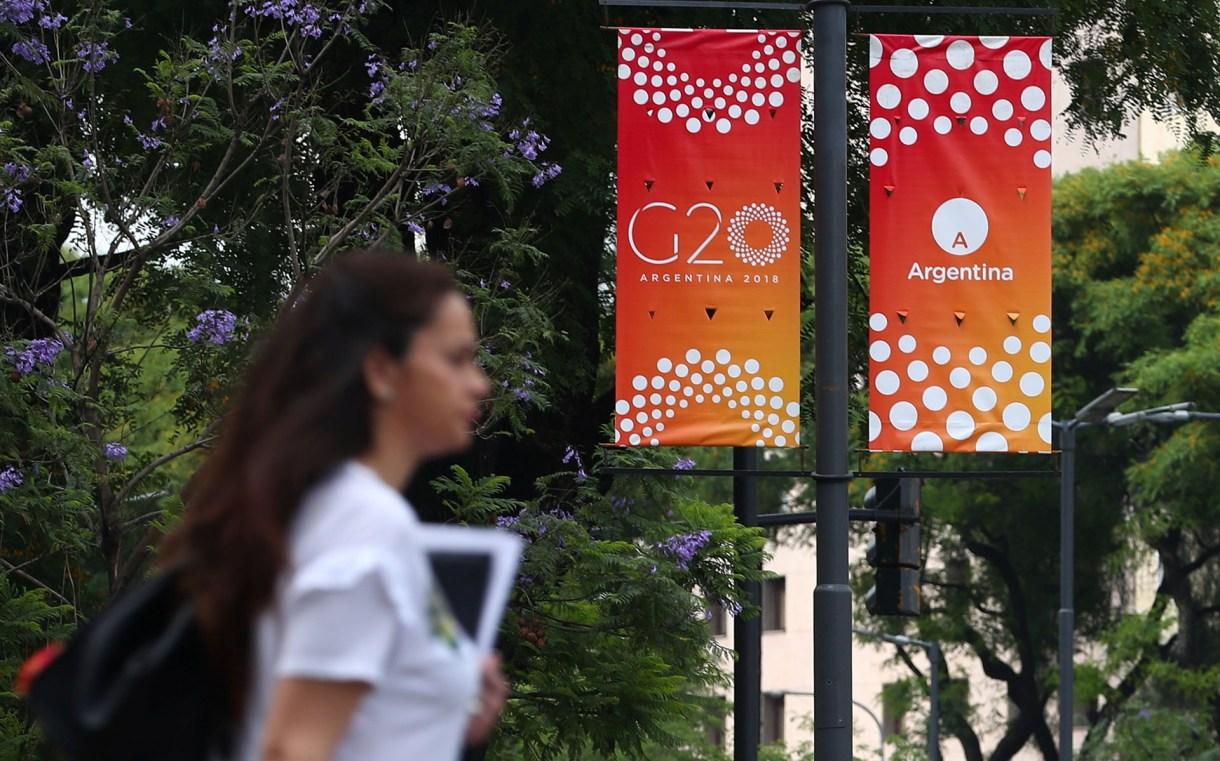 La cumbre del G20 alteró la realidad de la ciudad de Buenos Aires(Reuters)