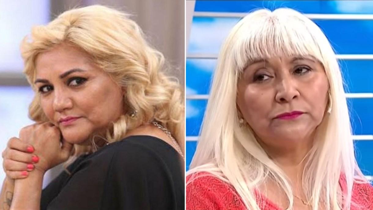La Bomba Tucumana y su hermana, Olga Jiménez