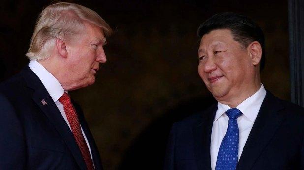 Donald Trump y Xi Jinping cenaron con manjares en el Salón Cristal del Palacio Duhau de Buenos Aires.