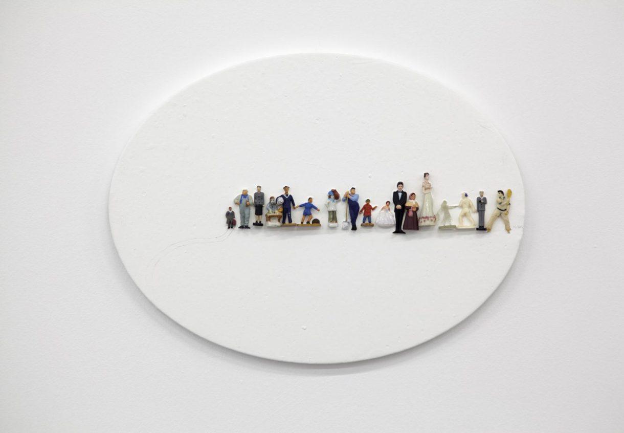 La obra de la argentina Liliana Porter vuelve a Art Basel. (Ruth Benzacar Galería de Arte)