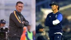 Bauza y Troglio, los entrenadores de la gran final