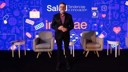 El periodista Luis Novaresio fue el encargado de moderar los encuentros durante todo el 2018