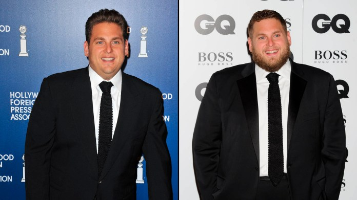 Antes y despues famosos - Jonah HIll