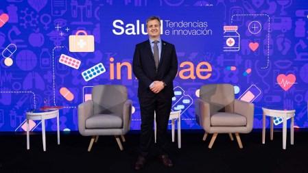 Fernando Werlen, director general de SanCor Salud