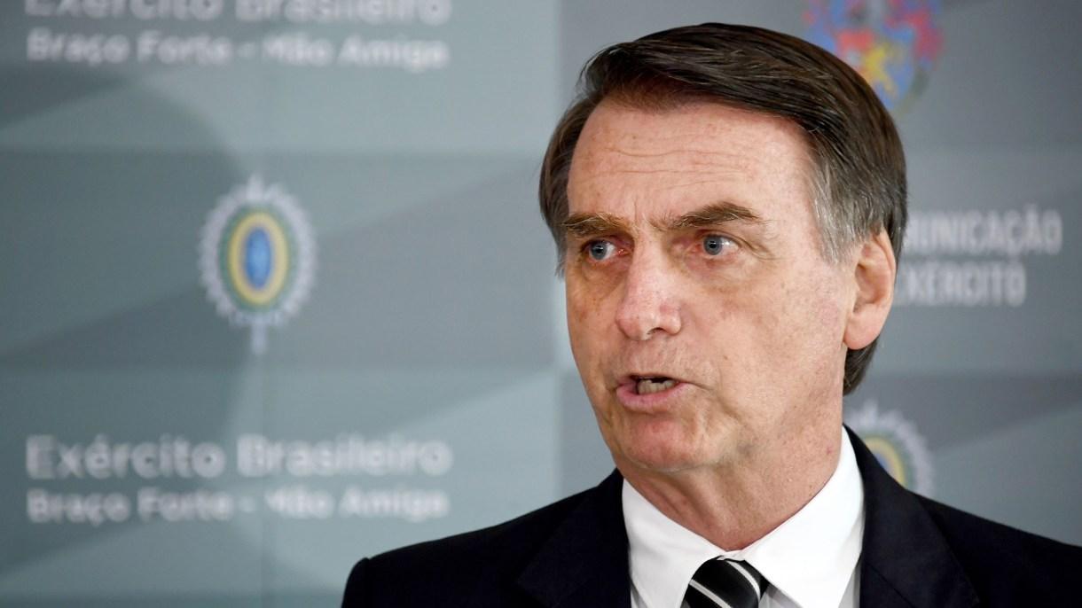 Jair Bolsonaro ya se había manifestado contra el indulto navideño (EVARISTO SA / AFP)