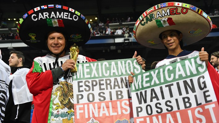 Los mexicanos ya palipitan el Mundial de Clubes