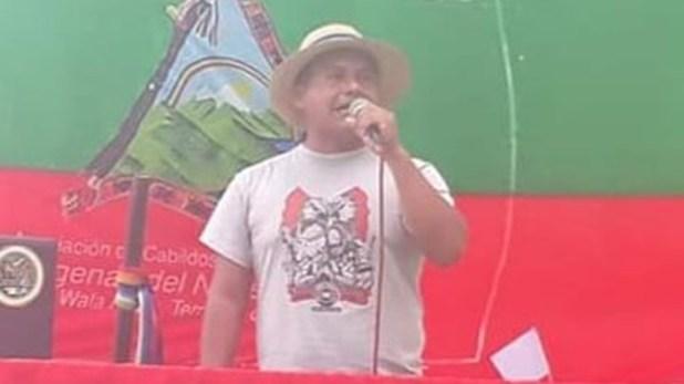 El domingo 9 de diciembre fue asesinado Gilberto Zuluaga, miembro de la Marcha Patriótica en el Cauca.