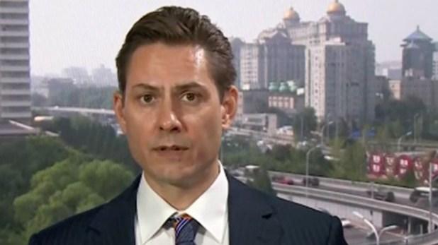 Michael Kovrig, el ex diplomático canadiense detenido en China