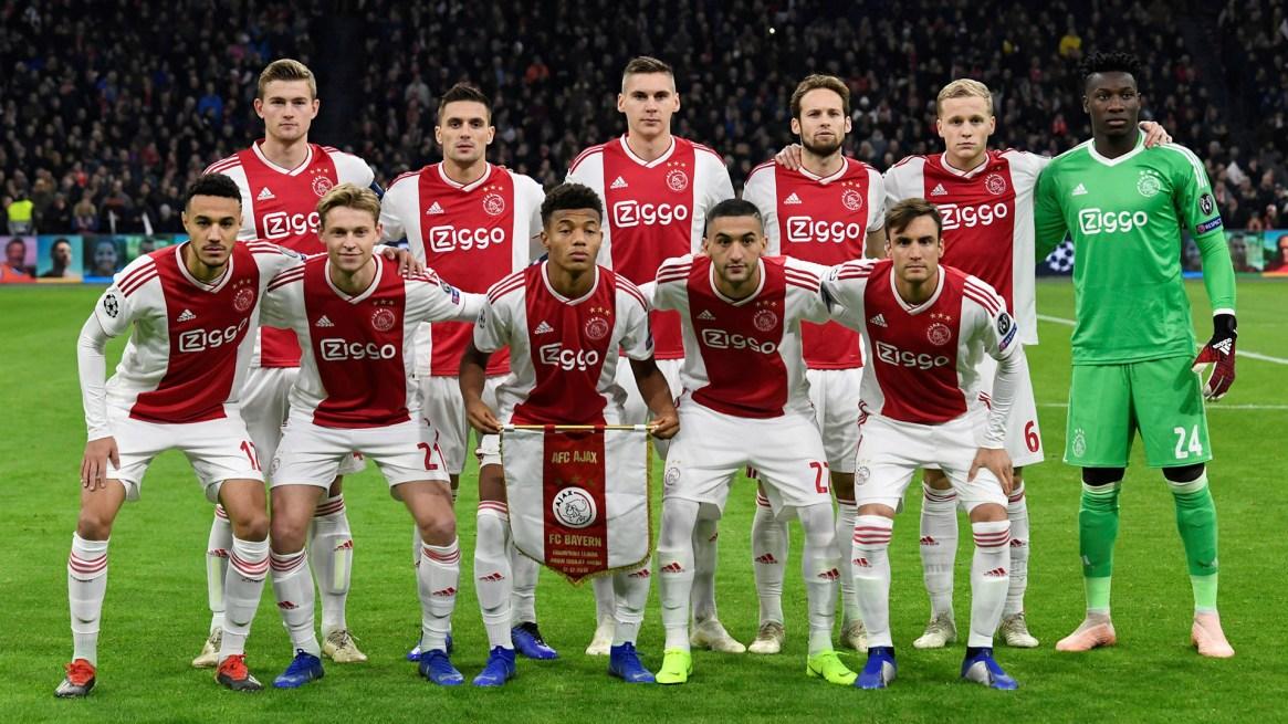La formación del Ajax mezcla el talento de su escuela con fichajes de experiencia (REUTERS)